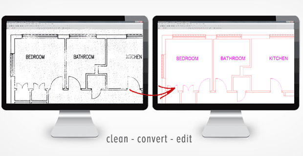 Raster to Vector Image Conversion - Clean and Edit Image Tools