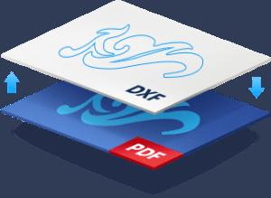 ScantoCAD PDF to DXF File Converter