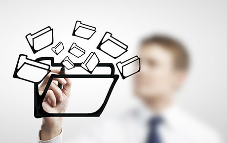 Sharing CAD files