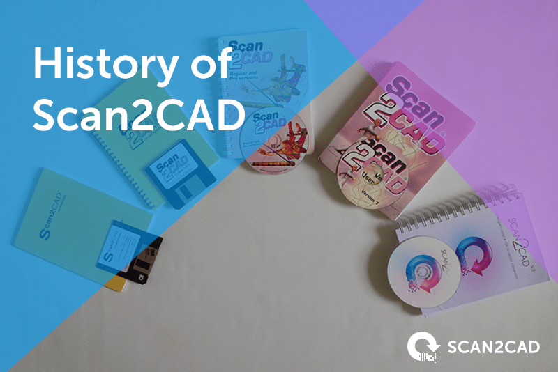 History of Scan2CAD