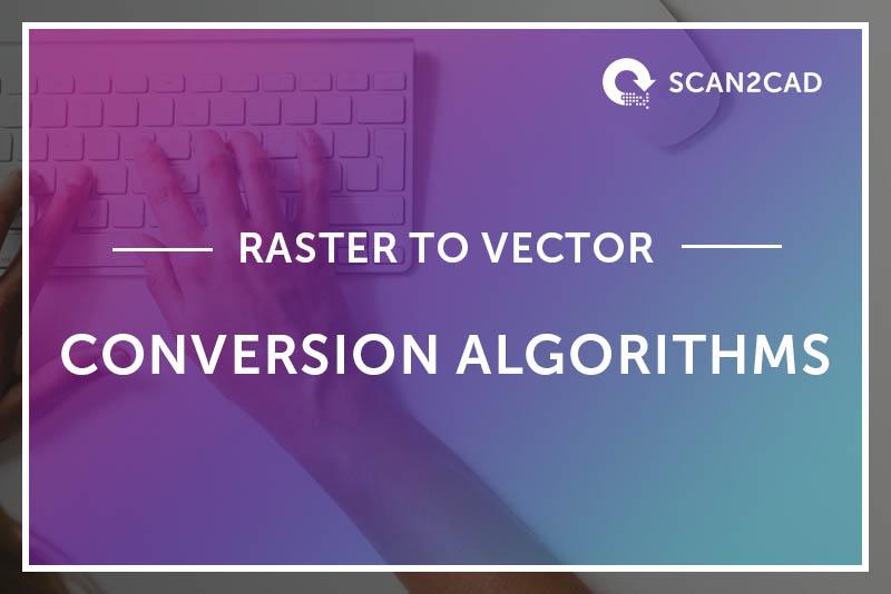 Raster to Vector Conversion Algorithms