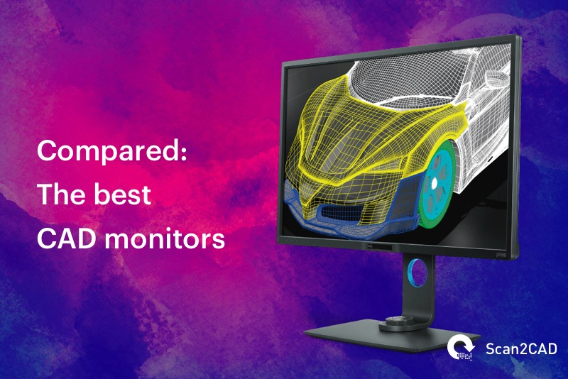 Compared: Best CAD Monitors