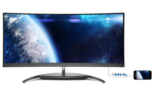 Philips BDM3490UC Monitor