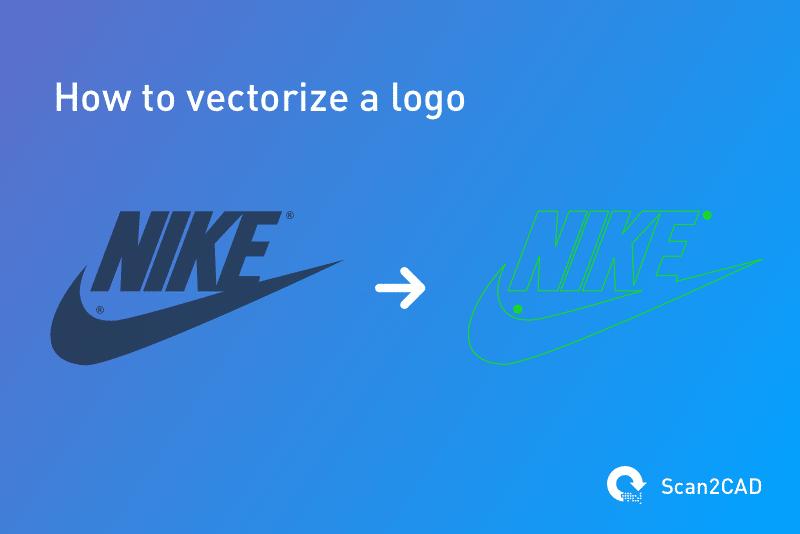 Vectorize Logo For CNC