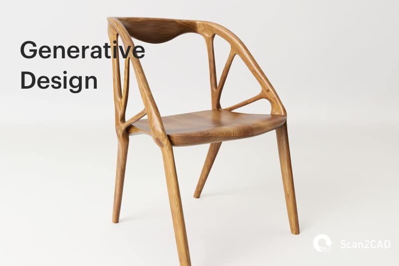 AutoDesk Elbo Chair Generative Design