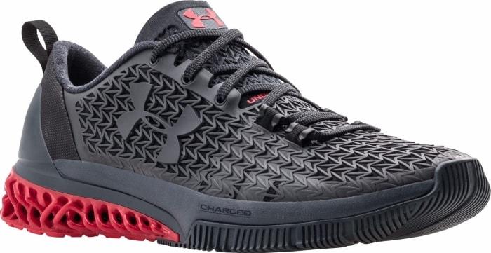 Under Armour generative design shoe