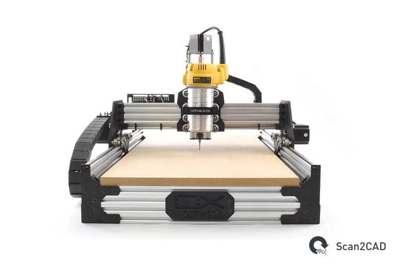 The Ox - Open Source CNC Machine