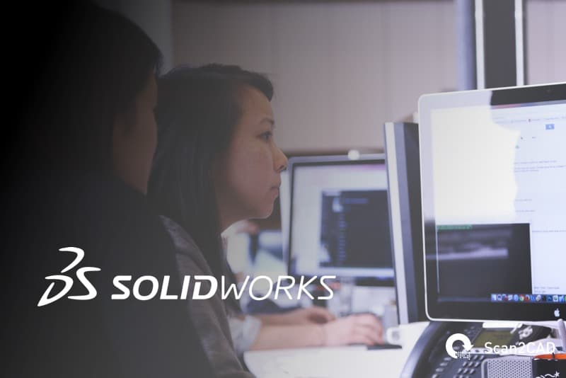 Solidworks Careers - Two women working on computer