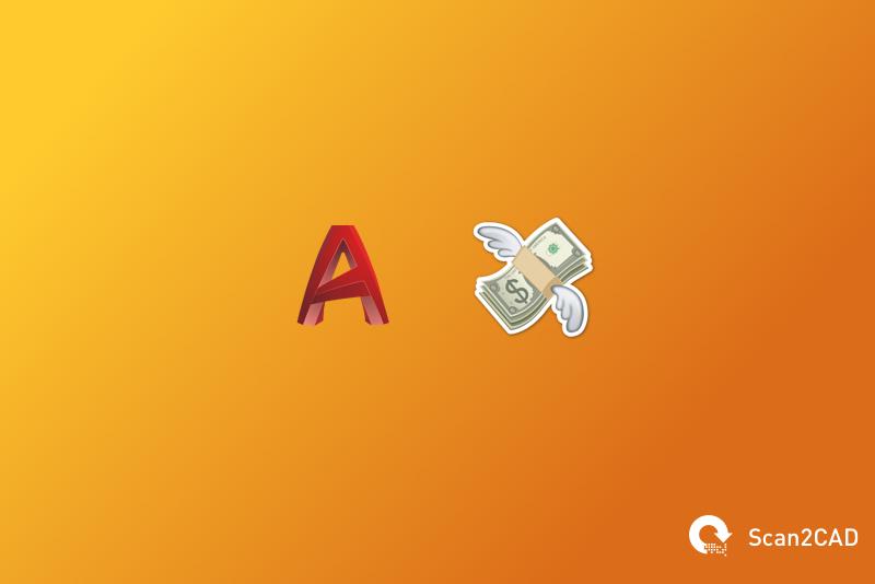 AutoCAD Icon Money Emoji
