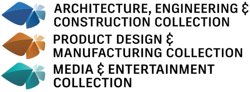 Autodesk's industry collections
