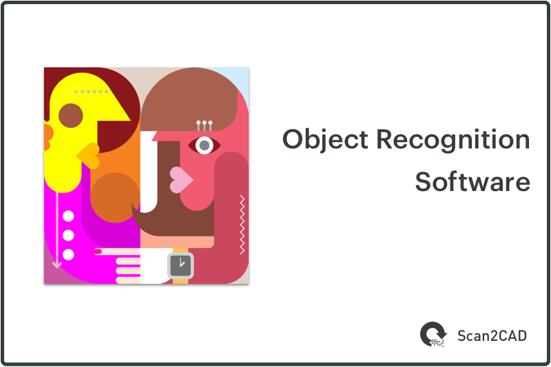 Abstract Art Painting - Object Recognition Software