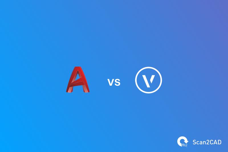 AutoCAD vs Vectorworks