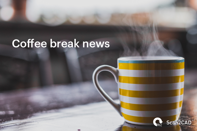 Coffee cup on wooden table - coffee break news