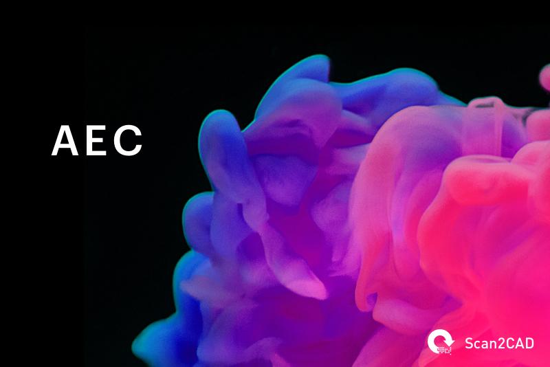 Cloud of colors - AEC