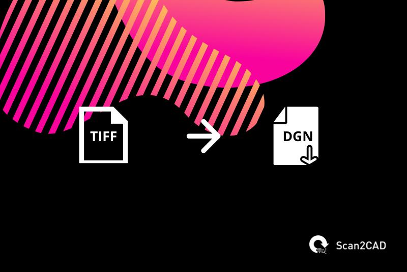 TIFF icon, DGN icon