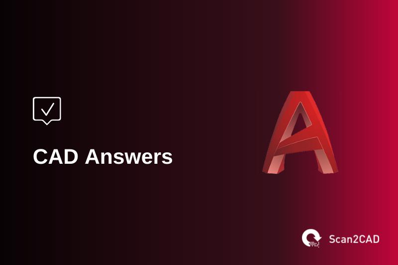 CAD Answers, AutoCAD logo