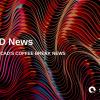 color swirl pattern, coffee break news