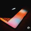 Mac laptop, Scan2CAD logo
