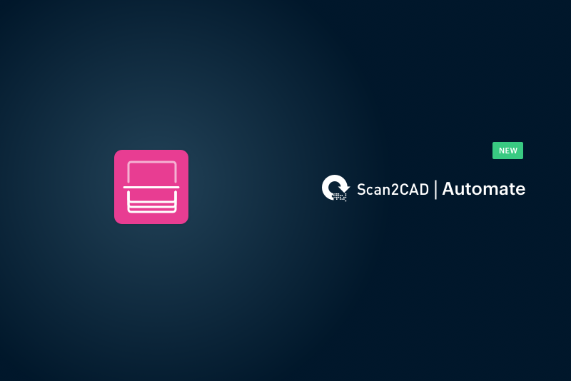 Scan2CAD Automate feature icon