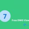 7 free DWG viewers