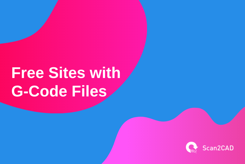 free sites with g-code files