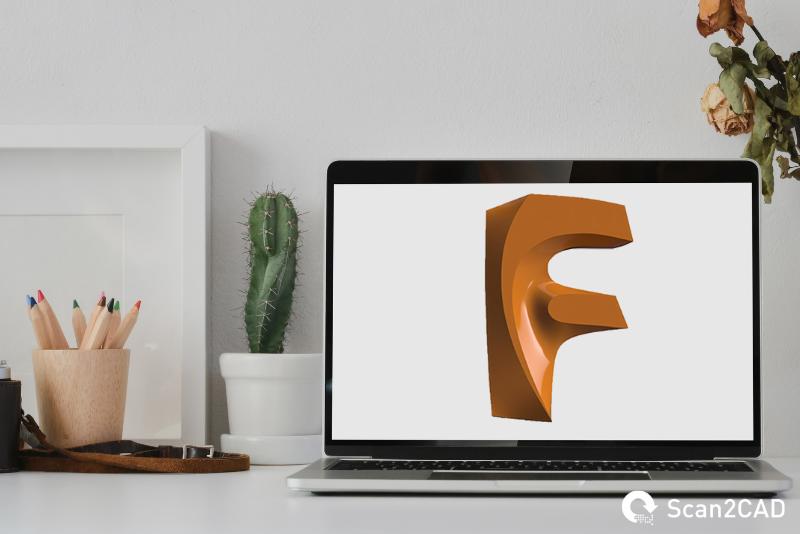 fusion logo, scan2cad logo