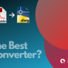Best pdf dwg converter, black blue and red graphics1
